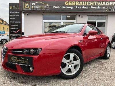 gebraucht Alfa Romeo Brera 2,2 JTS Sky Window Sportwagen / Coupé,