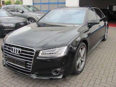 gebraucht Audi A8L 4,2 TDI clean Diesel quattro Tiptronic