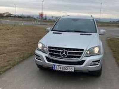 gebraucht Mercedes ML350 M-KlasseCDI 4 matic Grand Edition SUV / Geländewagen