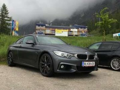 gebraucht BMW 435 4er-Reihe Coupe Allrad (F32) xDrive Coupe Österre