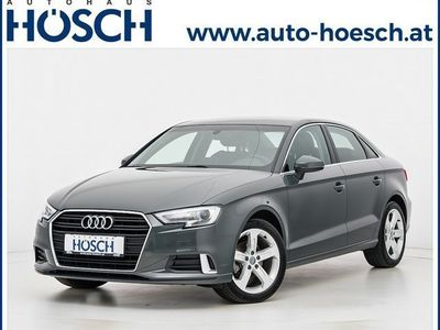 used Audi A3 Limousine 1.6 TDI Sport S-tronic LP: 37.853.-€