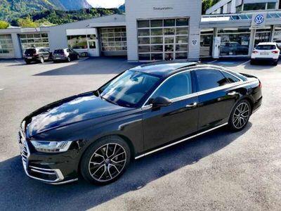 gebraucht Audi A8 50 TDI Quattro Tiptronic Mega VOLL BLACK EDITION!!