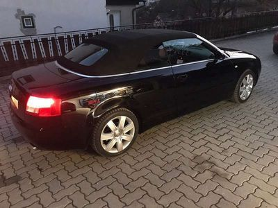 gebraucht Audi A4 Cabriolet 1,8 Turbo. Quattro. Cabrio/ Roadster / Roadster