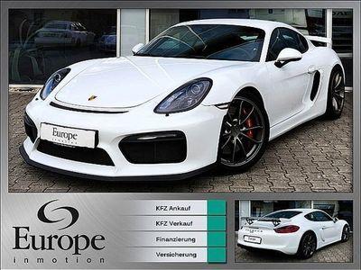gebraucht Porsche Cayman GT4 3,8 / Clubsport / approved / Traumhafter Zust