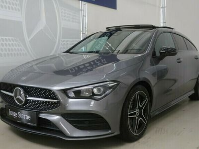 gebraucht Mercedes CLA200 Shooting Brake AMG Line,Navigation Premium Paket,