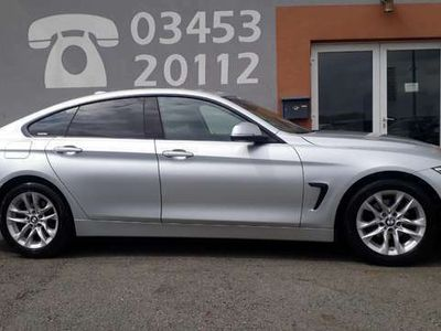 gebraucht BMW 418 Gran Coupé Diesel/NAVI/XENON/LEDER