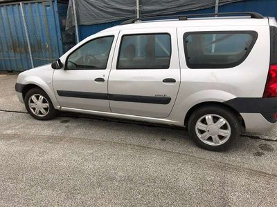 gebraucht Dacia Logan SCHLACHTE Kombi / Family Van