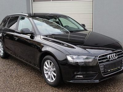 gebraucht Audi A4 Avant 2,0 TDI quattro Kombi / Family Van,