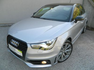 gebraucht Audi A1 Sportback 1,2 TFSI admired **S-line**Xenon**LED**SPORT**