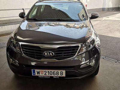 gebraucht Kia Sportage CRDi SUV / Geländewagen,
