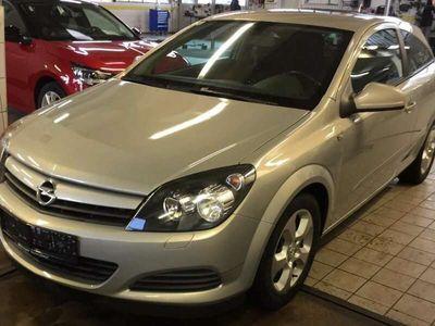 gebraucht Opel Astra GTC