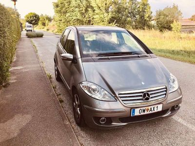 gebraucht Mercedes A180 CDI Avantgarde Klein-/ Kompaktwagen