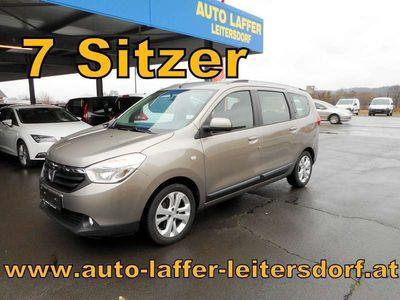 usata Dacia Lodgy Supreme TCe 115***7SITZER*** Kombi / Family Van,