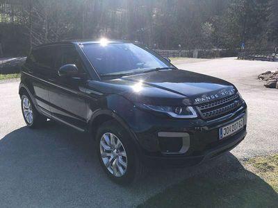 gebraucht Land Rover Range Rover evoque 2.0 TD4 SUV / Geländewagen