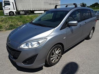 gebraucht Mazda 5 51,8i TX Kombi / Family Van,
