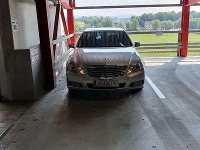 gebraucht Mercedes E200 cdi Limousine,