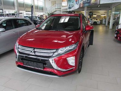 gebraucht Mitsubishi Eclipse Cross 1,5 TC 2WD Intense+ 40 CVT Aut. SUV / Geländewagen,