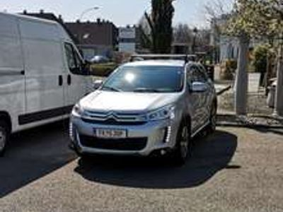 gebraucht Citroën C4 Aircross HDi 115 2WD Attraction