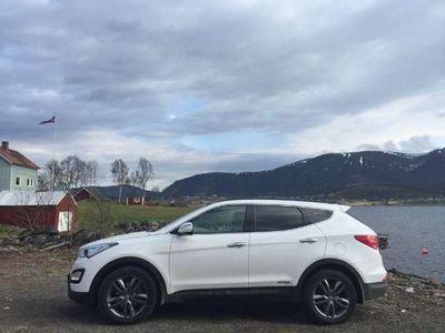gebraucht Hyundai Santa Fe 2,2 CRDi 4WD Premium Aut.