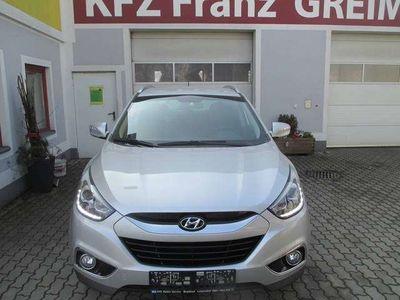 gebraucht Hyundai ix35 1,7 CRDi Premium, Top Zustand, wenig KM SUV / Geländewagen,