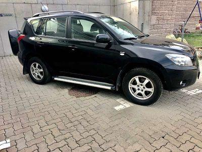 gebraucht Toyota RAV4 2,2 D-4D 135 DPF 4WD ****PREISKONIG*** SUV / Geländewagen