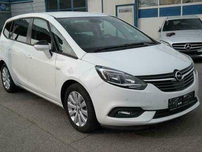 gebraucht Opel Zafira 1,6 CDTI BlueInjection Ö- Edition, ALU! NAVI!