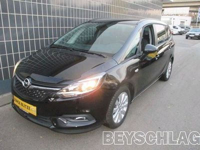 used Opel Zafira 1,6 CDTI BlueInjection Österreich Edition Kombi / Family Van,