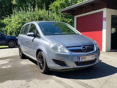 gebraucht Opel Zafira 1,6 Austria Edition