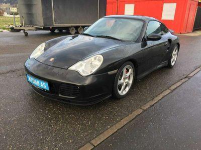 gebraucht Porsche 911 Turbo Tiptronic Eintausch möglich