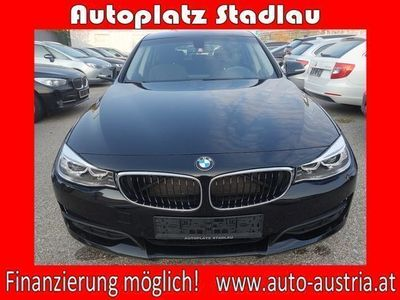 gebraucht BMW 320 Gran Turismo d xDrive Advantage Aut. LEDER NAVI *F