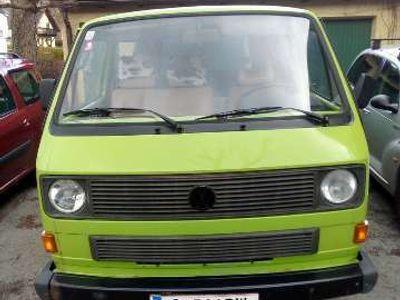 gebraucht VW T3 Kombi 800 Ds.