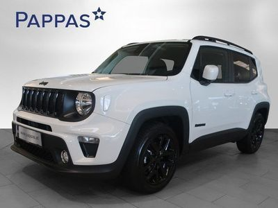 gebraucht Jeep Renegade 1,3 MultiAir T4 FWD 6DDCT 150 Night Eagle