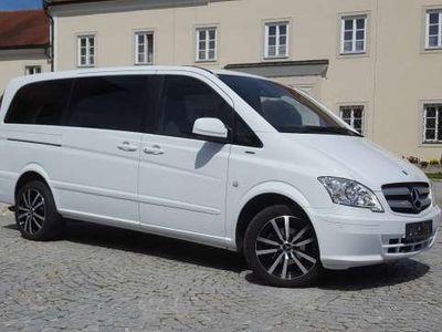 gebraucht Mercedes Viano Ambiente lang 2,2 CDI BlueEfficiency DPF