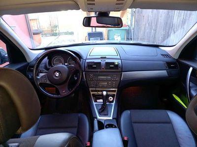 gebraucht BMW X3 2,0d Aut.