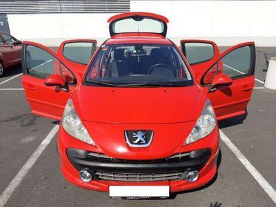 gebraucht Peugeot 207 Premium (Schräghecklimousine) Klein-/ Kompaktwagen