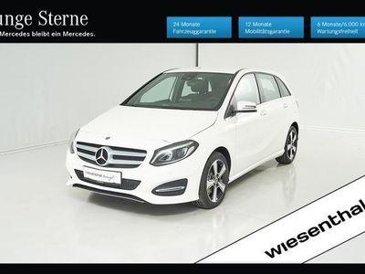 gebraucht Mercedes B200 B-Klassed Austria Edition Aut. Limousine,