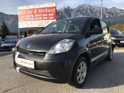 gebraucht Daihatsu Sirion 1,3 4WD ALLRAD