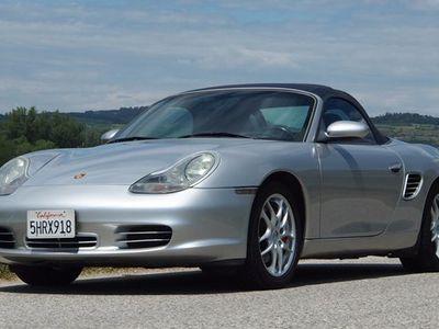 gebraucht Porsche Boxster S Tiptronic Cabrio / Roadster,
