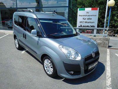 gebraucht Fiat Doblò Doblo 1,6 16V JTD Multijet Emotion DPF Kombi / Family Van,
