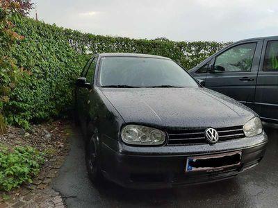 gebraucht VW Golf 1J Klein-/ Kompaktwagen