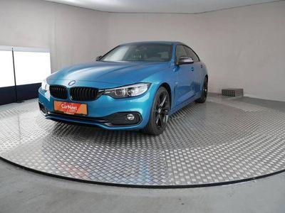 gebraucht BMW 420 Gran Coupé 4 Serie d Sport Line Aut. (906826)