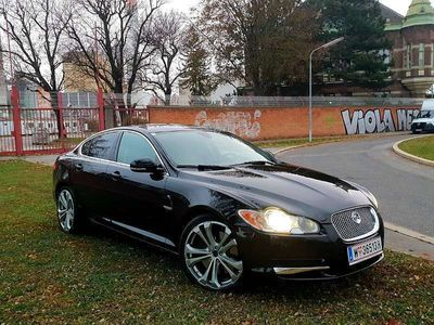 gebraucht Jaguar XF 3,0 Diesel Premium Luxury