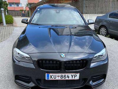 gebraucht BMW M550 5er-Reihe d xDrive Limousine