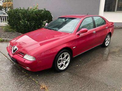 gebraucht Alfa Romeo 166 Alfa 3,0 V6 24V Super