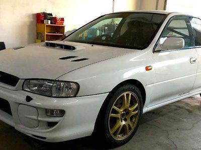 gebraucht Subaru Impreza WRX Type RA Rally Rennwagen Rennfahrzeug Berg Sportwagen / Coupé
