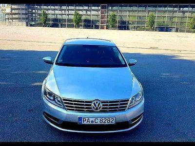 gebraucht VW CC 2.0 TDI 177PS Limousine