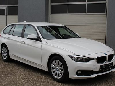gebraucht BMW 318 d Touring Advantage Aut. *Topausstattung*