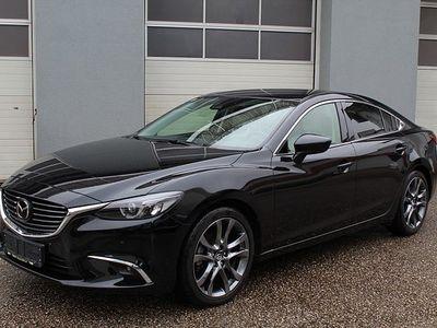 """gebraucht Mazda 6 CD175 Revolution Top """"Leder weiss"""""""