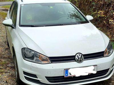 gebraucht VW Golf 1.6tdi CL Kombi / Family Van
