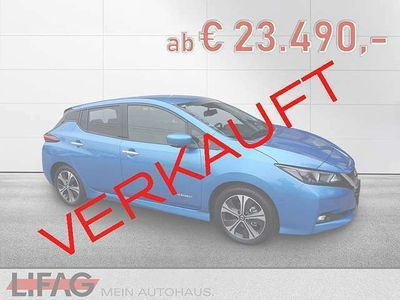 gebraucht Nissan Leaf N-Connecta 40kWh *ab € 25.990,- brutto*